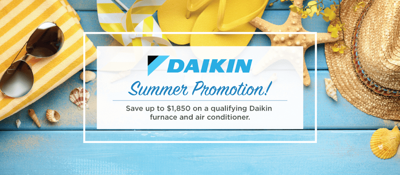 Daikin comfort
