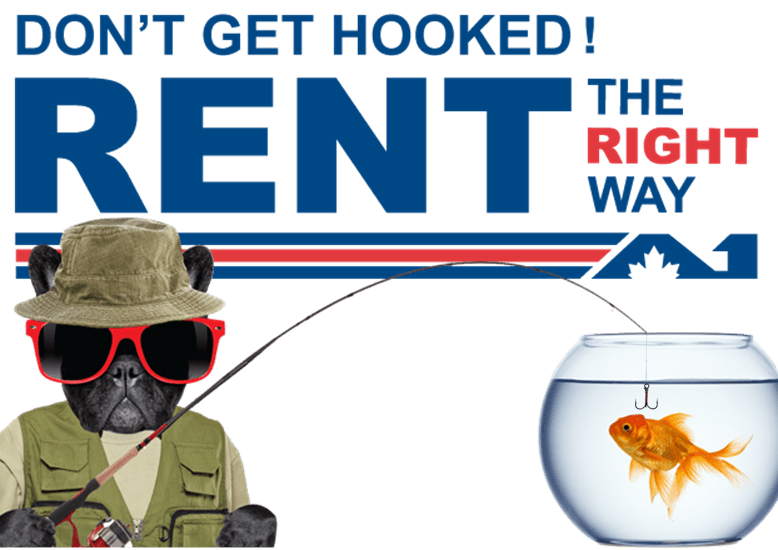 Rent the Right Way